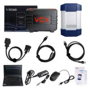Quality VXDIAG Multi Auto Diagnostic Tool for Full Brands HONDA/GM/VW/FORD/MAZDA/TOYOTA/PIWIS/Subaru/VOLVO/ BMW/BENZ wholesale
