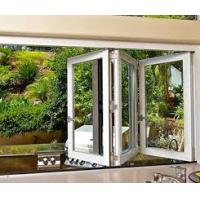 Quality House Aluminum Sliding Glass Window / Unbreakable Folding Sliding Doors folding window screen window glass folding fold wholesale