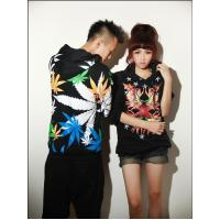 China Full Printed Tops For Men and Women Oem Shirts Black Cotton Wear on sale