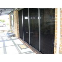 Quality China factory Barrier-free fly screen doors / Trackless flyscreen door for sale wholesale