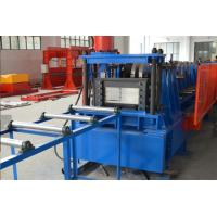 China Galvanized Steel Wire Mesh Perforated Cable Tray Forming Machine CE / ISO Certified on sale