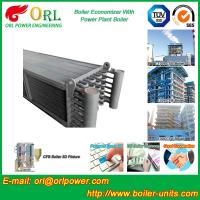 Quality Condensing Economiser Coil CFB Boiler Economizer In Power Plant wholesale