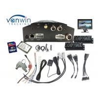 Quality 720P HD video recording Bus people counter integrate 3G Live Video Mobile DVR CMS platform wholesale