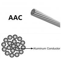 Quality Overhead Bare AAC Ant Conductor / Sliver AAC Bull Conductor BS IEC Standard wholesale