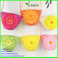 Crochet Ladies Bags : Quality Ladies Straw Crochet Handbags for sale