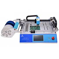 Cheap All-in-one CHMT48VA Automatic Pick And Place Machine / SMD Chip Mounter Machine, Full Touch Screen for sale