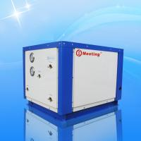 Quality Heating Floor Groundwater Heat Pump , Outdoor Water To Water Geothermal Heat Pump wholesale