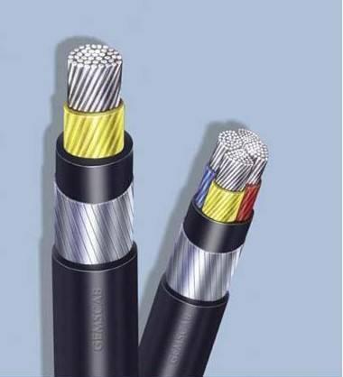 Cheap Xlpe Insulated Aluminum Power Cable Of Zhengzhouhesheng