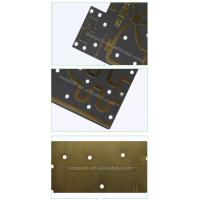 4 Layer RF RT / Duroid Rogers Multilayer PCB With ER 2.2 1.6 mm Board For  Wireless Antenna Sensor