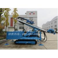 Quality High Power Vibration On Power Head Anchor Drilling Rig Reduce Hole Accidents wholesale