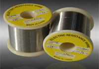 Cr20Ni80 Industrial Electric Heating Resistance Wire , high temperature insulated wire