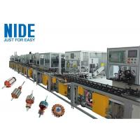Quality High Effieciency Rotor Winding Machine Rotor Manufacturing Assembly Line wholesale