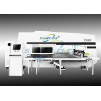 High Speed CNC Turret Punching Machine , CNC Hydraulic Turret Punch Press