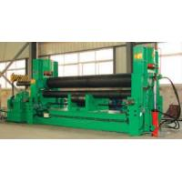 Quality Small and Medium-Scale Upper Roll Universal Plate Bending Machine wholesale