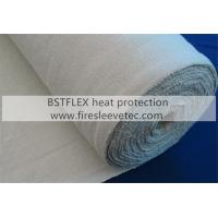 China Low Thermal Conductivity ceramic insulation blankets on sale