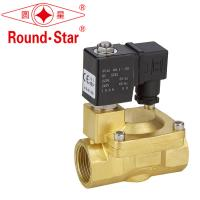 Quality Normally Open Latching Solenoid Valve , Magnetic Latching Solenoid NO 1/2 Inch - 2 Inch wholesale