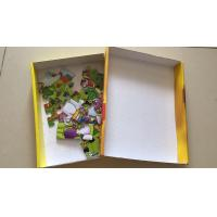 Quality Fancy Decorative Paper Packing Box Square Cardboard Box With Lid wholesale