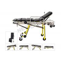 Quality High Quality Multi Functional And Multi-lever Folding Ambulance Stretcher Chair wholesale