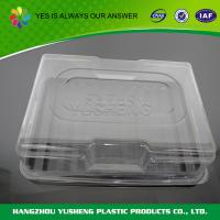 Quality Divided Lunch Containers , Disposable Meal Containers Sushi Box wholesale