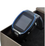 Quality Customized cellphone / metro pcs GSM GPRS GPS wrist watch tracker with earphonesfor kids wholesale