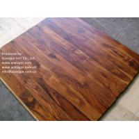 Quality Small Leaf Acacia Solid Flooring, Chinese Walnut Solid Flooring wholesale