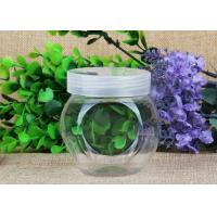 Buy cheap Special Style Clear Plastic Cylinder / Security Screwcap Bottle product
