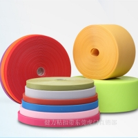 China 25mm Sew On Nylon Polyester Fastener Hook and Loop Strap velcro Tape on sale