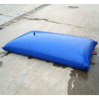 China Recycling Plastic Water Storage Tanks / Soft Collapsible Water Bladder Tanks on sale