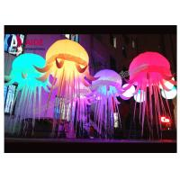 Quality Bar Decoration LED star Inflatable Lighting Octopus Blow Up Le poulpe wholesale