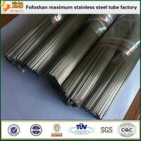 Quality Hot Sale Stainless Steel Capillary Tube Sizes Refrigeration wholesale