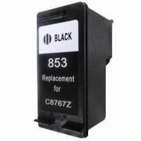 Quality Remanufacture HP Black Ink Cartridge for HP Printer 5940 series/6520/6540/6620 Series wholesale