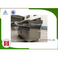 Stainless Steel Electric Barbecue Grill Smokeless For Meat Steak , Kebab ,