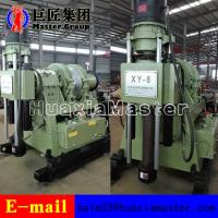 China In stock 1000 Meters XY-8 Hydraulic Water Well Drilling Rig For Sale on sale