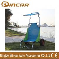 Quality Portable Kayak Beach Chair Trolley , Collapsible Canoe Cart Carrier wholesale