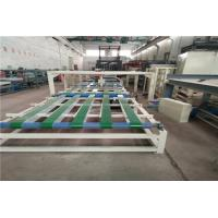 China Building Material Machinery Particle Mgo Board Production Line , Lightweight Wall Panel Machine on sale