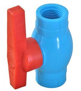 China China manufacture high quality PVC ball valve on sale