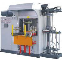 Buy cheap Grey 300 Ton 3 RT Rubber Injecting Equipment With 2 Stage Material from wholesalers