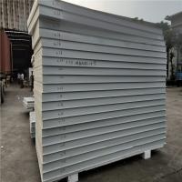 Quality standard size thermal insulation metal sheet PU sandwich panel 5950 x 1150 x 50mm wholesale