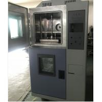 Quality Water Cooled / Air Filled Thermal Shock Test Chamber For Electronic Components wholesale