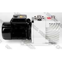 China Two Stage Rotary Vane Vacuum Pumps Explosion Proof Motor Low Vibration on sale
