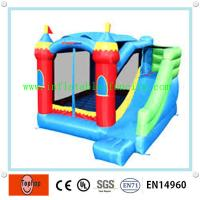Quality OEM Single Lane Inflatable Slide Inflatable Dry Slides For Kids And Adults wholesale