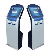 Quality 17 inch Double Thermal Printer Queue Ticket Machine for Queue Token Number Management System wholesale