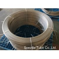 Quality ASTM A789 UNS S31803 Duplex Stainless Steel Pipe ,  Grade 2205 Coiled Stainless Steel Tubing wholesale