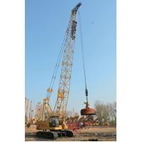 Quality Multi-function Hydraulic Crawler Crane High Power Engine Proportional Control wholesale