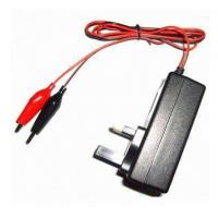 Quality Universal Smart Lead Acid Battery Charger 12Vdc 3 Stage 1A For Airsoft gun wholesale