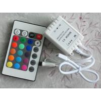 Quality IR 24key 5050 Led Strip Rgb Controller wholesale