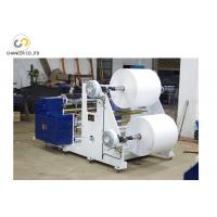 Quality Double layers cash register thermal paper roll slitting rewinding machine wholesale