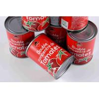 Quality Classic Canned Tomato Paste Rich Vitamins Nutrition No Artificial Colors wholesale