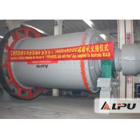 Buy cheap Fly Ash Mining Ball Mill With Effective Volume 7.1m³ 110KW ISO CE IQNet product