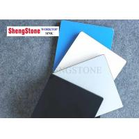 Quality Chemical Resin Solid Phenolic Panel Lab Furniture HPL Compact 3050*1525 MM Slab Size wholesale
